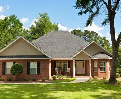 Eco Friendly Single Storey House Designs