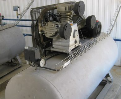 Reducing The Environmental Impact Of Industrial Air Compressors