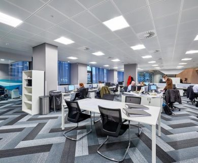 Office Fitouts in Brisbane